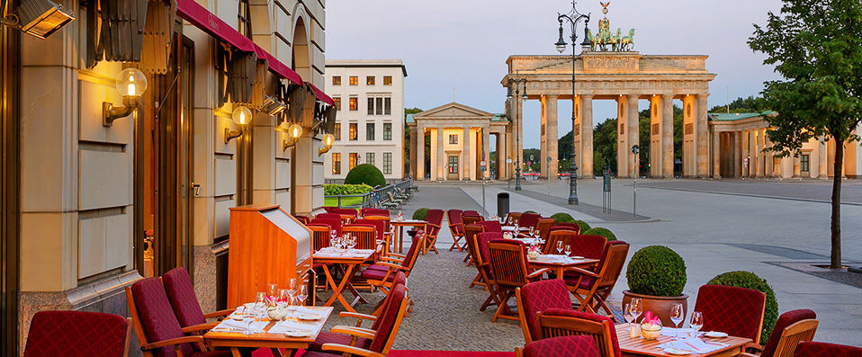 Hotel Adlon Kempinski Berlin The Height Of Elegance And Sophistication