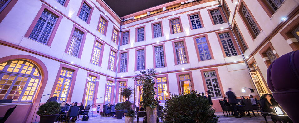 La Cour des Consuls - MGallery <span class='stars'>&#9733;</span><span class='stars'>&#9733;</span><span class='stars'>&#9733;</span><span class='stars'>&#9733;</span><span class='stars'>&#9733;</span> - Experience the best of French hospitality and luxury in this elegant hotel. - Toulouse, France