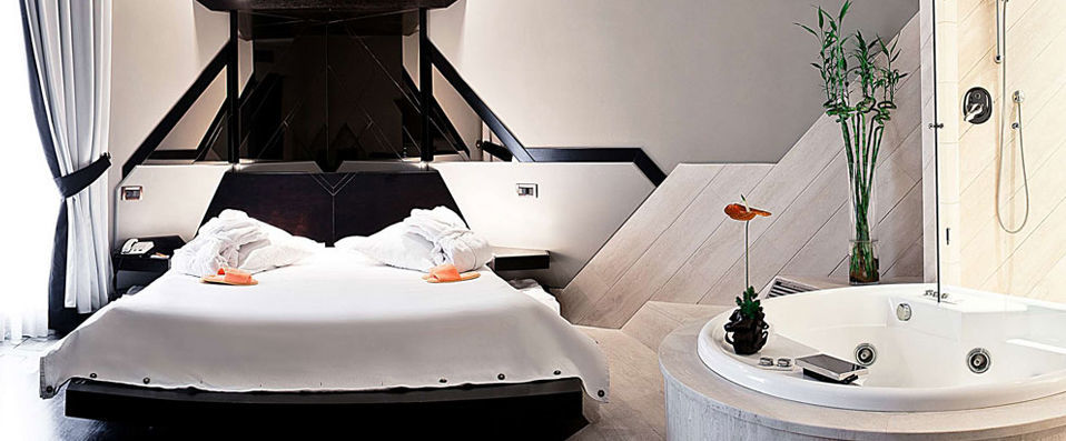 Isa design hotel rome verychic exceptional for Isa design hotel