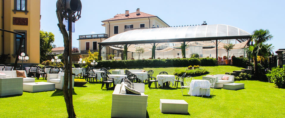 Camin Hotel Luino Luino Verychic Exceptional Hotels Exclusive