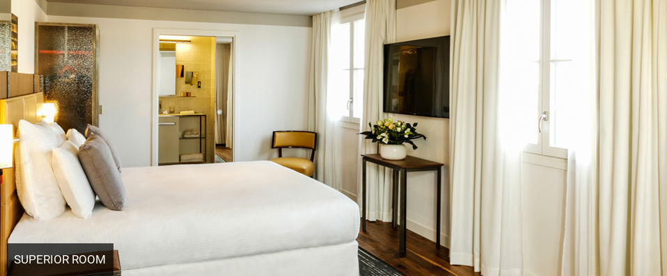 Hotel Paris Bastille Boutet <span class='stars'>&#9733;</span><span class='stars'>&#9733;</span><span class='stars'>&#9733;</span><span class='stars'>&#9733;</span><span class='stars'>&#9733;</span> - MGallery - A haven of Parisian peace in the heart of the French capital. - Paris, France
