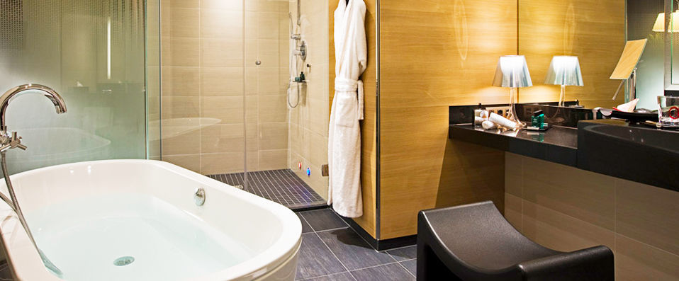Sofitel Luxembourg Grand Ducal *****   Glamorous Hotel For A Luxurious  Luxembourg