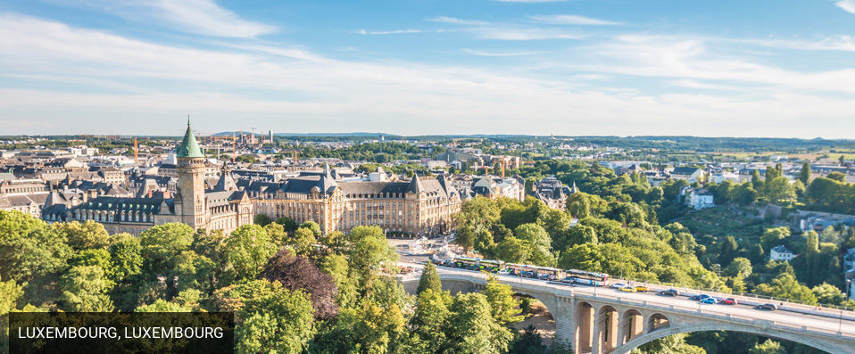 Sofitel Luxembourg Le Grand Ducal <span class='stars'>&#9733;</span><span class='stars'>&#9733;</span><span class='stars'>&#9733;</span><span class='stars'>&#9733;</span><span class='stars'>&#9733;</span> - Balade luxembourgeoise & prestige Sofitel. - Luxembourg, Luxembourg