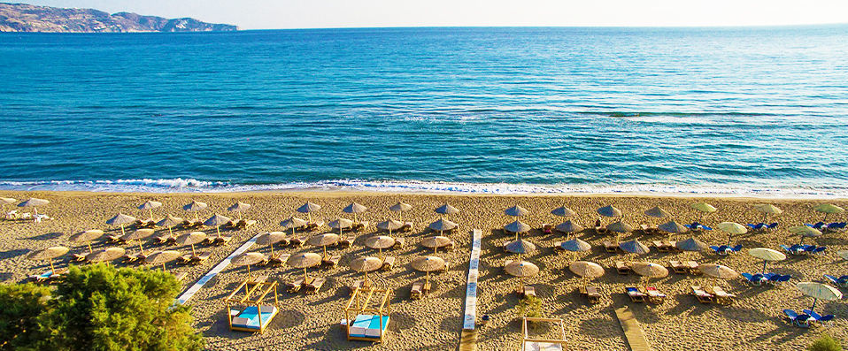 Carte Crete Amoudara.Enorme Lifestyle Beach Resort Adults Only Verychic