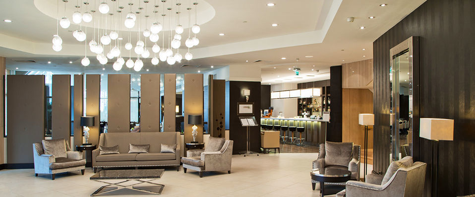 DoubleTree by Hilton Luxembourg <span class='stars'>&#9733;</span><span class='stars'>&#9733;</span><span class='stars'>&#9733;</span><span class='stars'>&#9733;</span> - Échappée luxembourgeoise entre forêt et ville. - Luxembourg, Luxembourg
