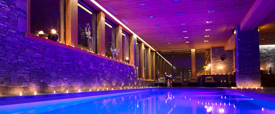 Hotel Le Fer A Cheval Megeve Verychic Ventes Privees D Hotels