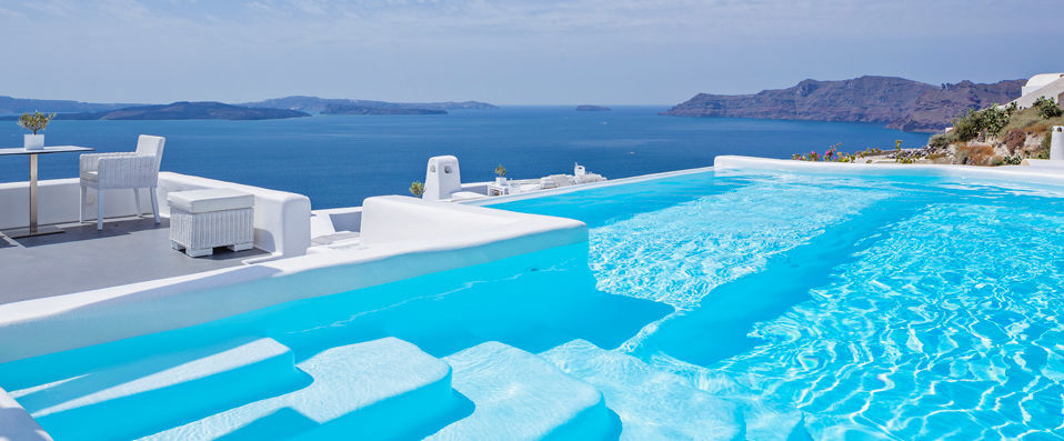 Voyage Cyclades - Canaves Oia Boutique Hotel