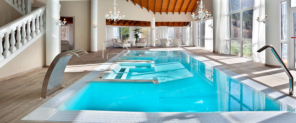 Hôtel & SPA Bringué <span class='stars'>&#9733;</span><span class='stars'>&#9733;</span><span class='stars'>&#9733;</span><span class='stars'>&#9733;</span> - A perfect family holiday in the mountains of Andorra. - Andorra