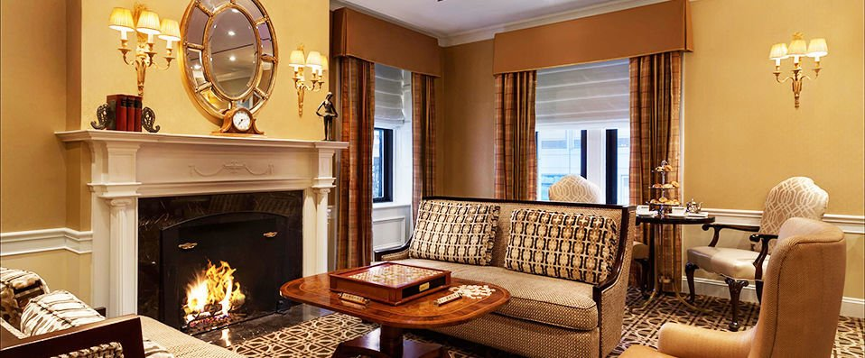 Fairmont Copley Plaza Hotel Boston Verychic Ventes Privees D